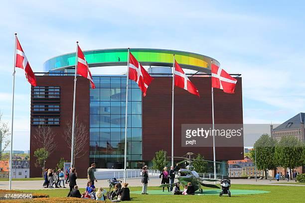 Aros art museum Aarhus, Denmark
