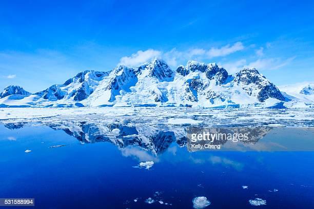 Around Pleneau Island in Antarctica