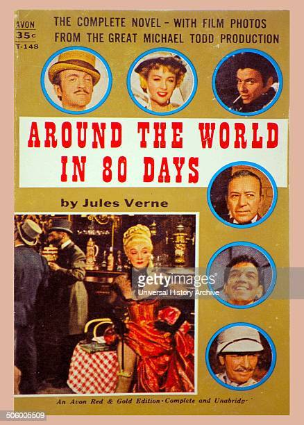 'Around the World in 80 days' is the 1956 film starring David Niven