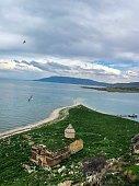 armenian church at çarpanak island