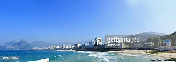 Arpoador and Ipanema beaches