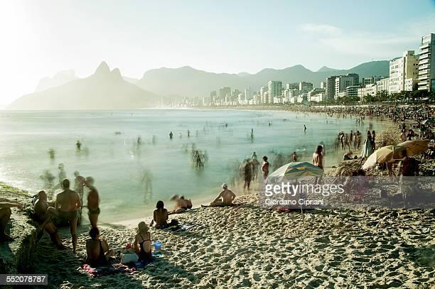Arpoador, Ipanema Beach