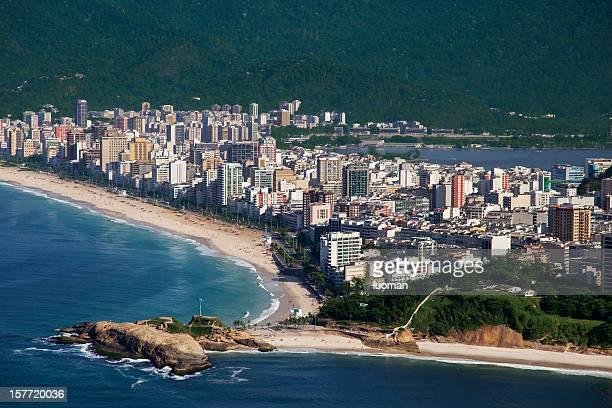 Arpoador Pedra no Rio de Janeiro