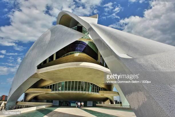 arquitectura futurista - futurista ストックフォトと画像