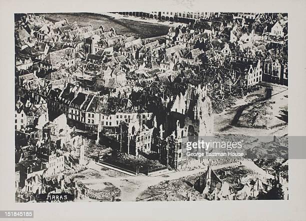 Arras ca 1918