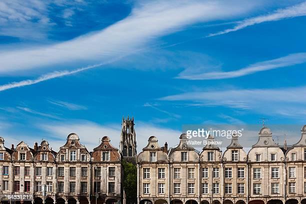 arras,  france, city view - アラス ストックフォトと画像