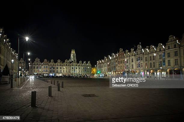 Arras, Place des Héros