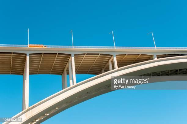 arrábida bridge - monument stock pictures, royalty-free photos & images