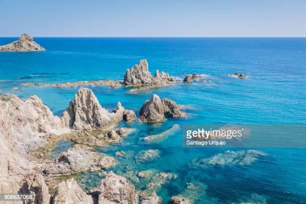 arrecife de las sirenas - andaluzia - fotografias e filmes do acervo