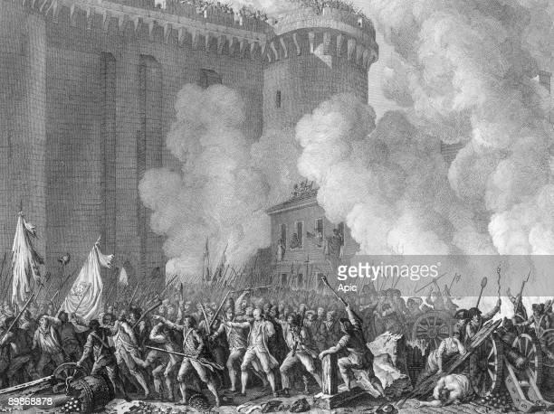 Arrest of Mr De Launay governor of the Bastille on July 14 1789