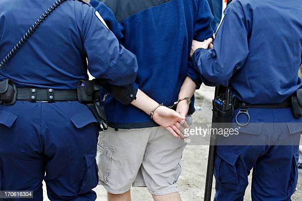 Arrested Man