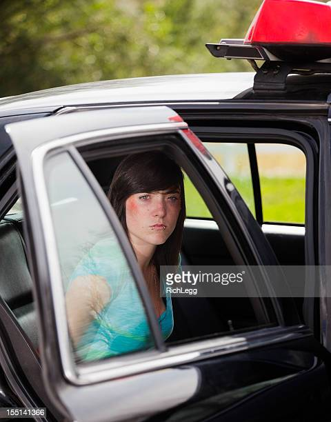 Arrested Teenager