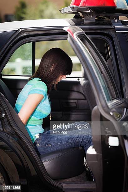 arrested teenager - arrest stock pictures, royalty-free photos & images
