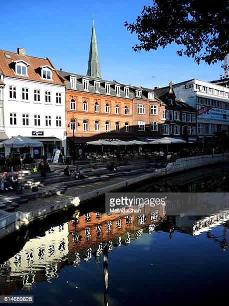 Arrhus shopping aera, Denmark