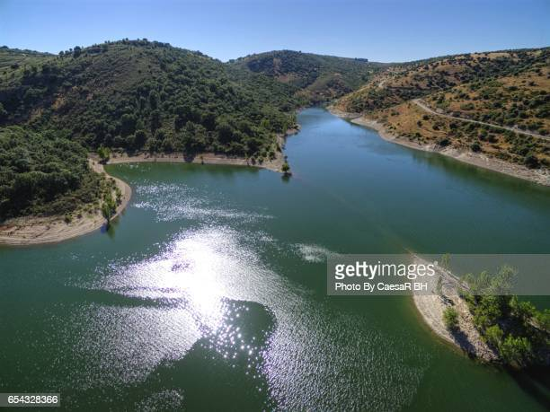 arribes del duero. zamora. spain. natural park. - zamora stock pictures, royalty-free photos & images