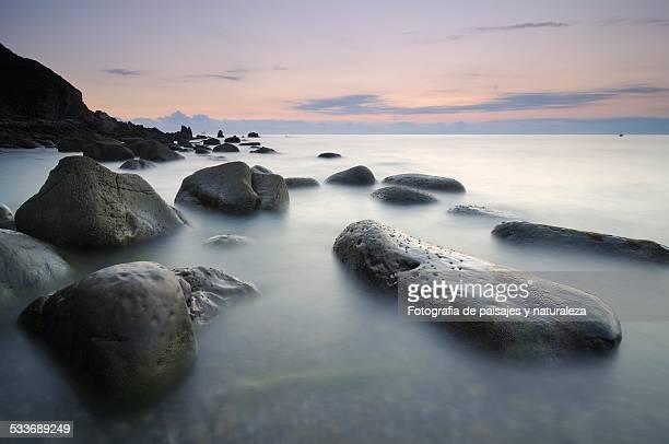 Arribolas beach