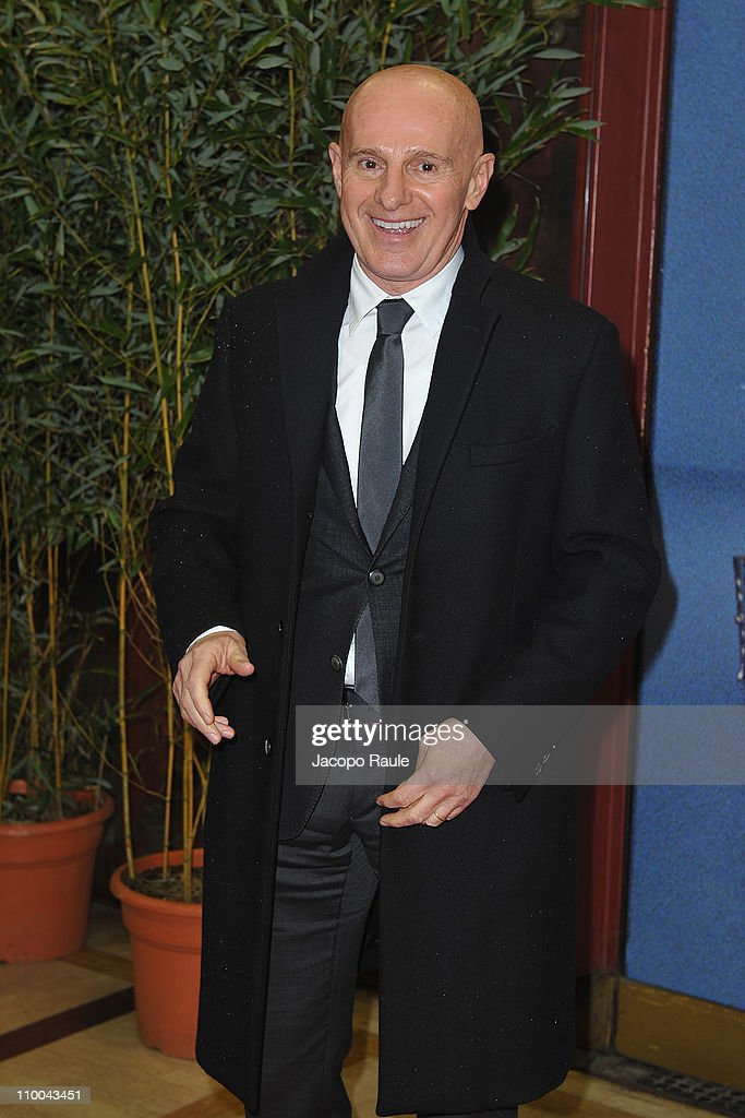 AC Milan Marks 25th Anniversary Of Berlusconi's Presidency  - Party - Arrivals : News Photo