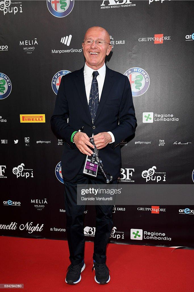 Bocelli And Zanetti Night - Red Carpet : News Photo