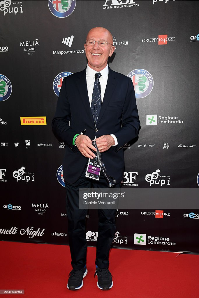 Bocelli And Zanetti Night - Red Carpet