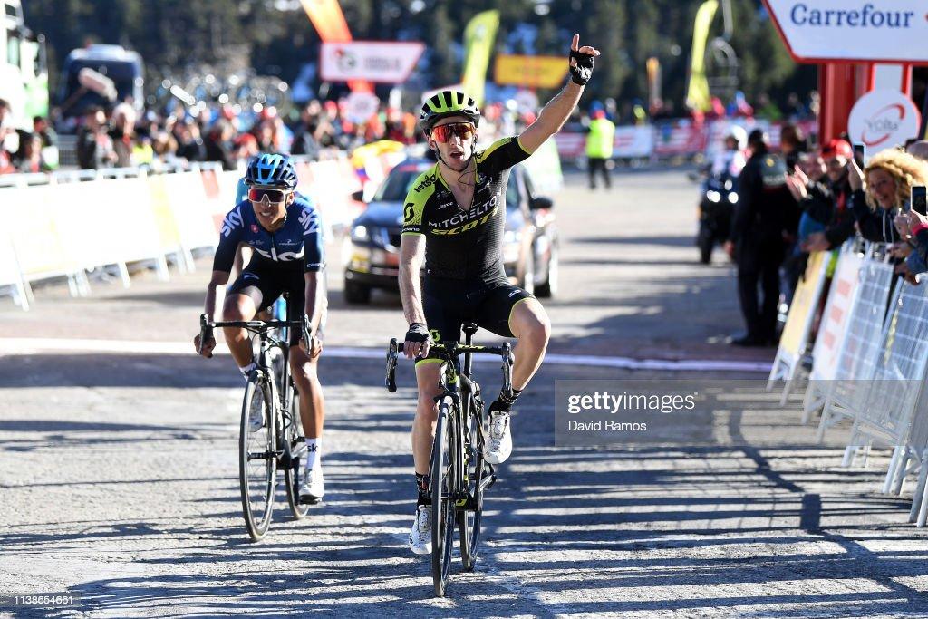 99th Volta Ciclista a Catalunya 2019 - Stage 3 : ニュース写真