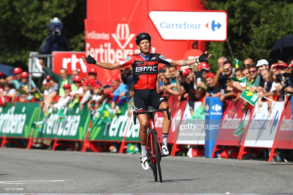 Cycling: 73rd Tour of Spain 2018 / Stage 11 : Nachrichtenfoto
