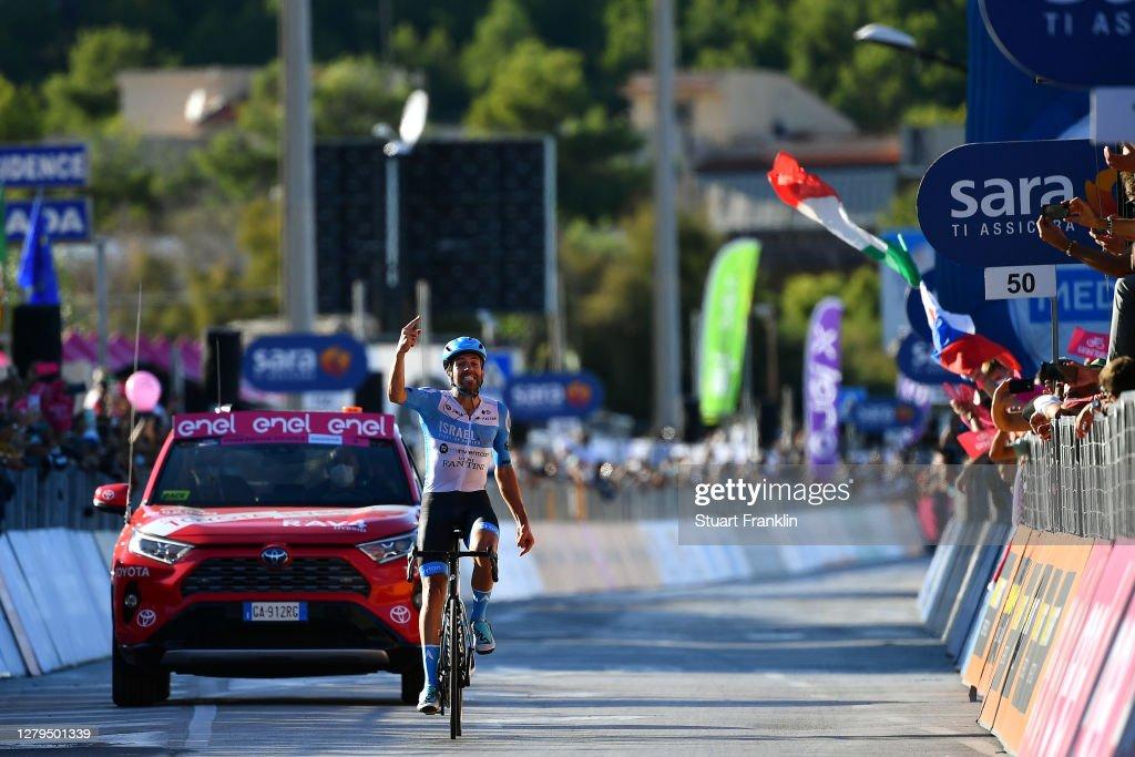 103rd Giro d'Italia 2020 - Stage Eight : News Photo