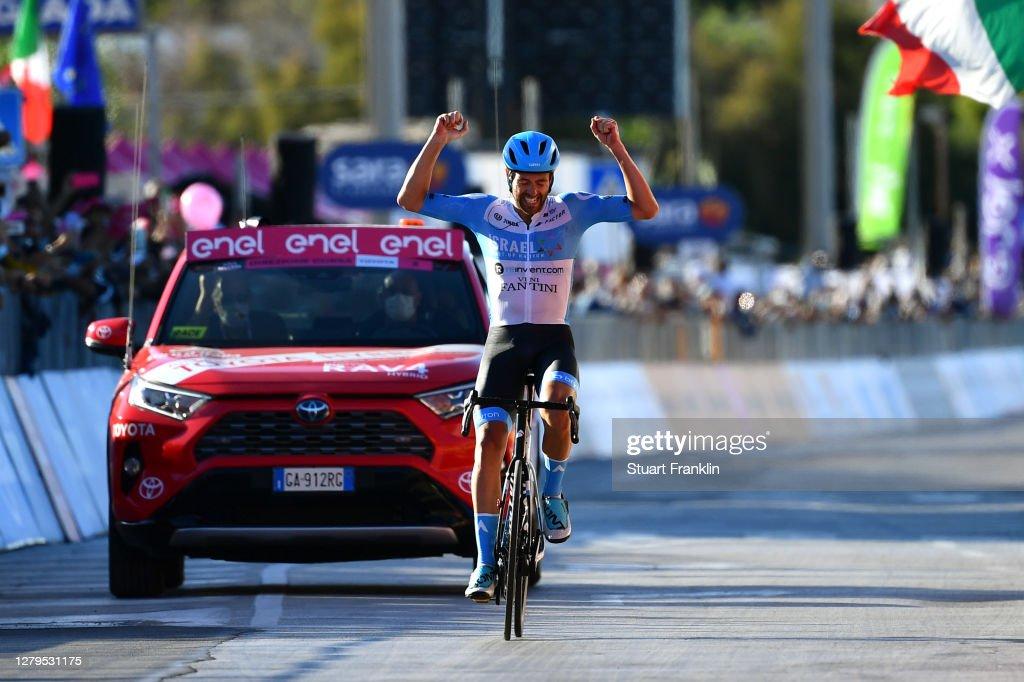 103rd Giro d'Italia 2020 - Stage Eight : ニュース写真