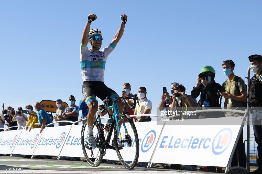 107th Tour de France 2020 - Stage 6 : Fotografia de notícias