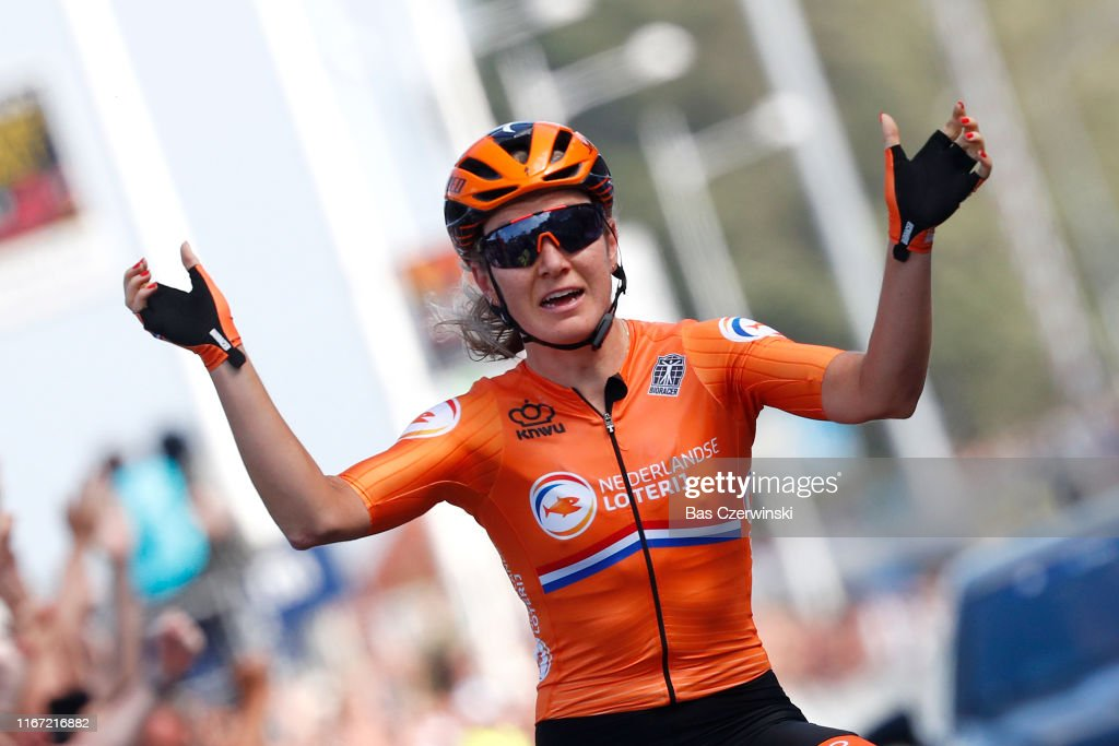 25th UEC Road European Championships 2019 - Elite Women's Road Race : News Photo