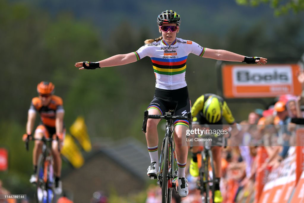 BEL: 22nd La Fleche Wallonne 2019 - Women Elite