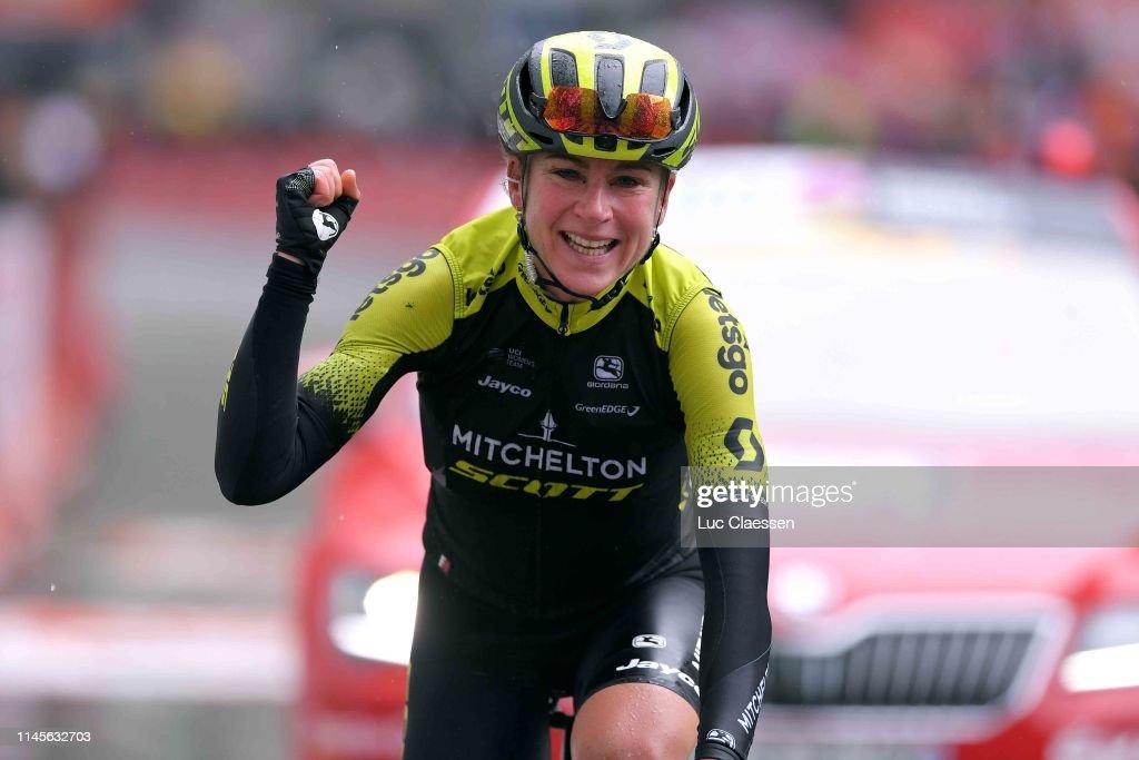 3rd Liege - Bastogne - Liege 2019 -Women Elite : ニュース写真