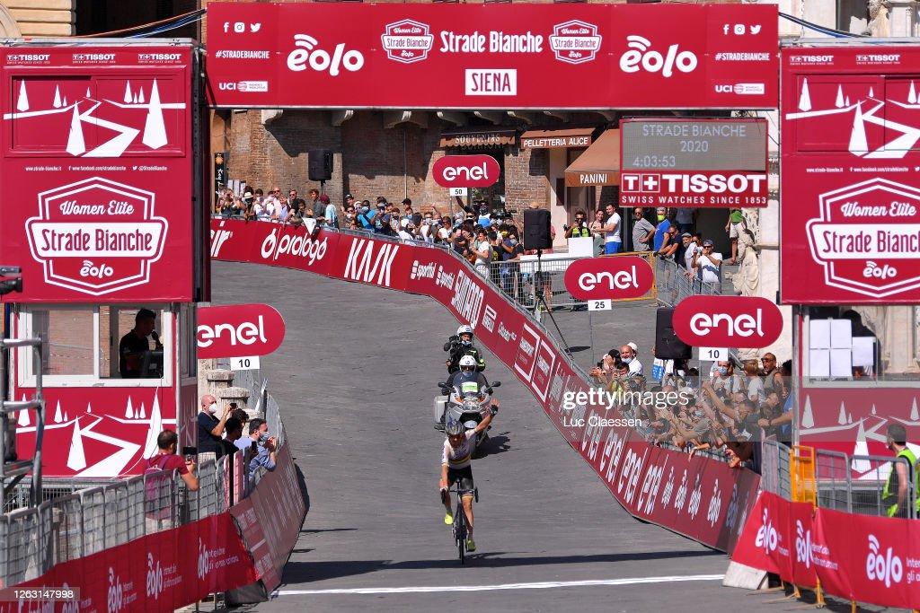 Eroica - 6th Strade Bianche 2020 - Women Elite : ニュース写真