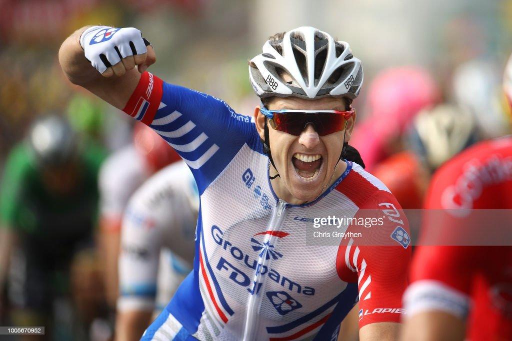 Cycling: 105th Tour de France 2018 / Stage 18 : Foto jornalística