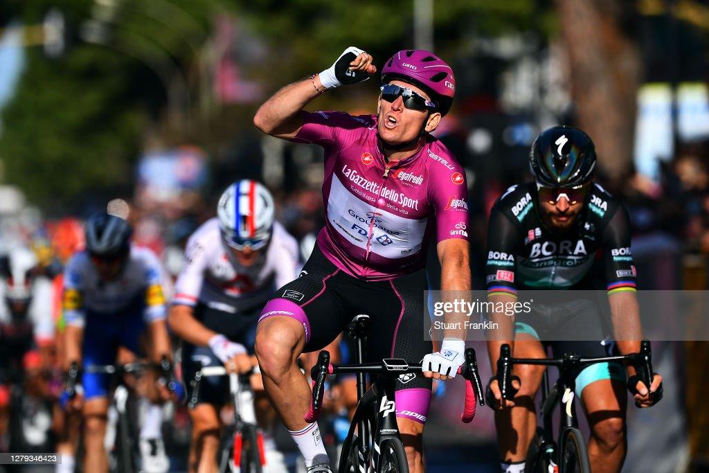 103rd Giro d'Italia 2020 - Stage Seven : Nieuwsfoto's