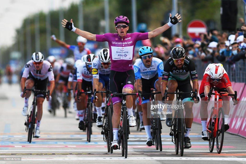 103rd Giro d'Italia 2020 - Stage Eleven : ニュース写真