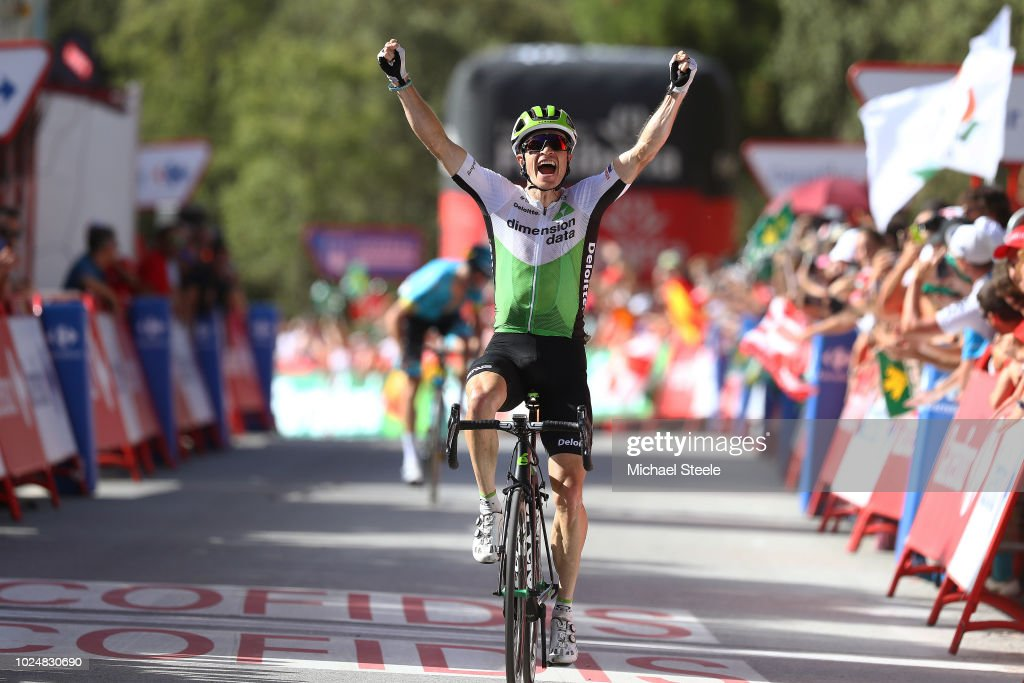 Cycling: 73rd Tour of Spain 2018 / Stage 4 : Photo d'actualité
