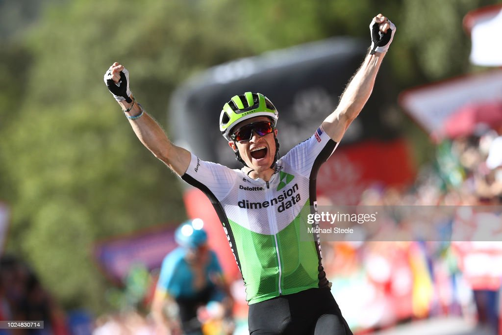 Cycling: 73rd Tour of Spain 2018 / Stage 4 : ニュース写真