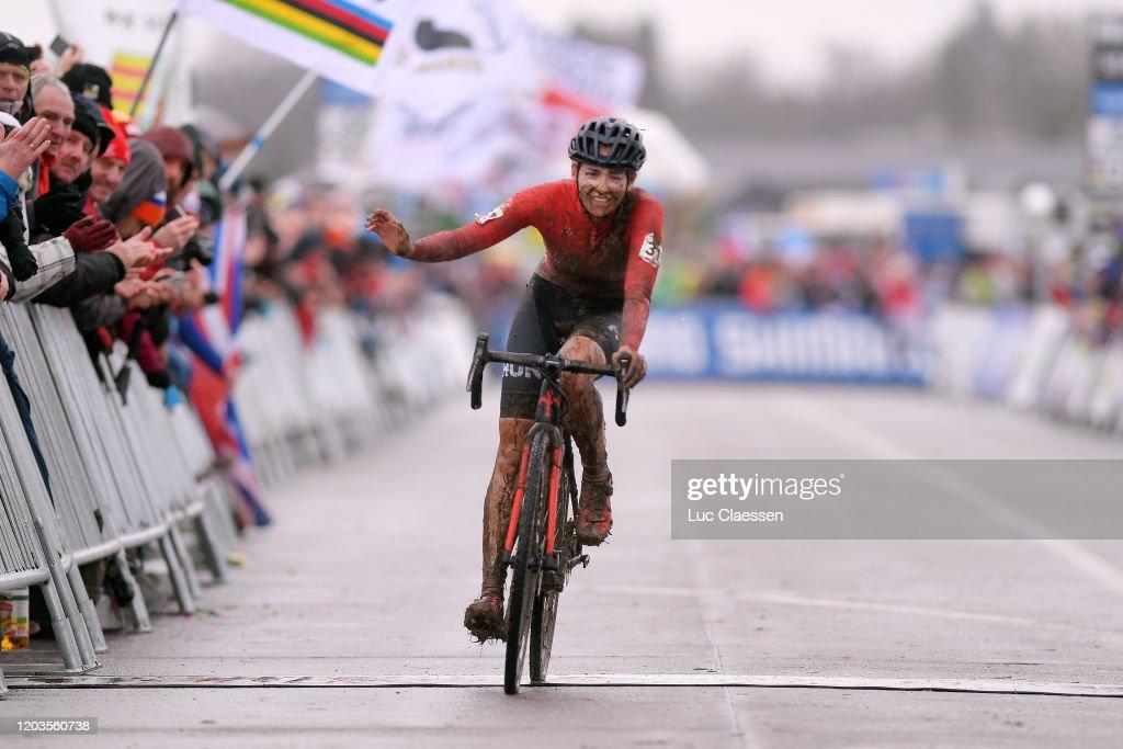 71st Cyclocross World Championships Dübendorf 2020 - Women U23 : ニュース写真