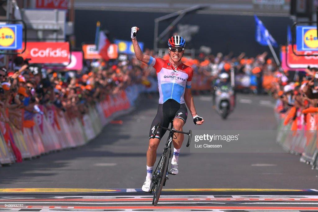 Cycling: 104th Liege-Bastogne-Liege 2018 / Men : News Photo