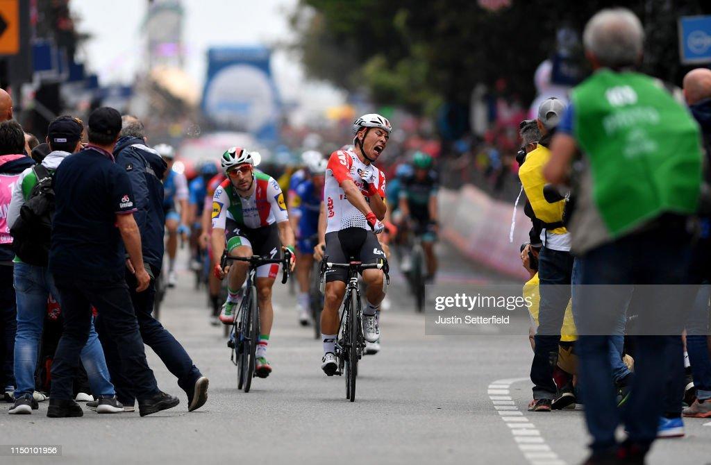 102nd Giro d'Italia 2019 - Stage 8 : News Photo