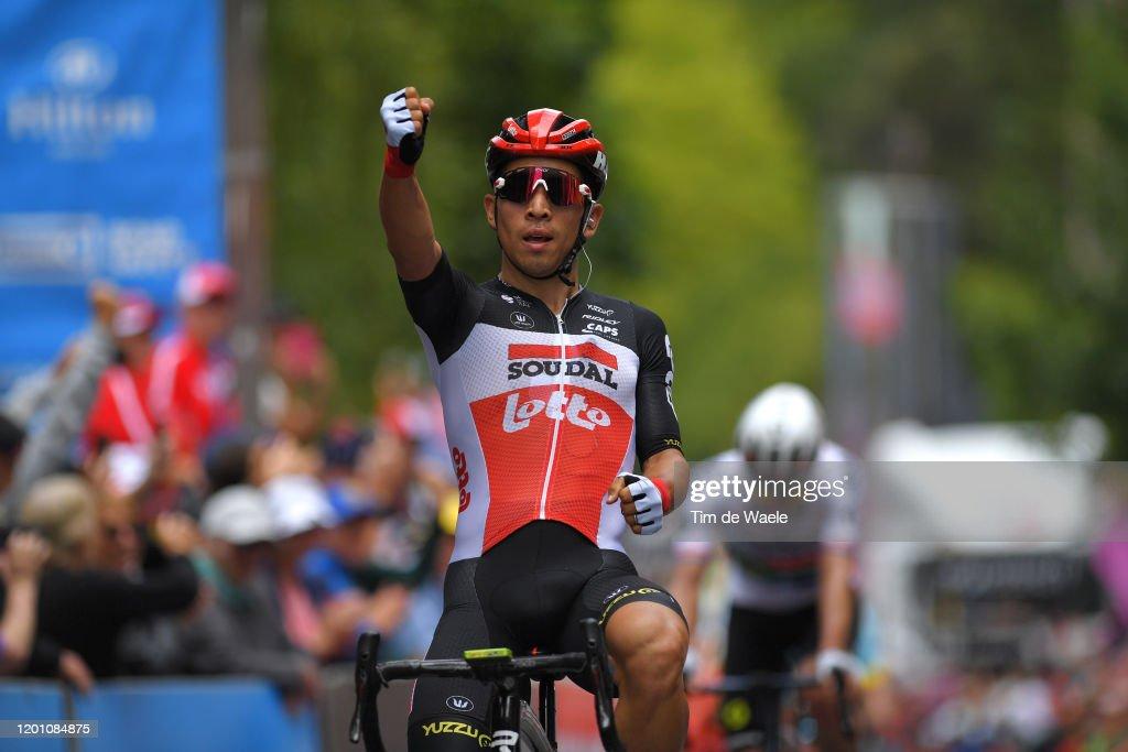 22nd Santos Tour Down Under 2020 - Stage 2 : ニュース写真
