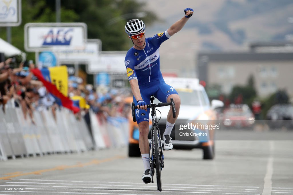 14th Amgen Tour of California 2019 - Stage 3 : News Photo
