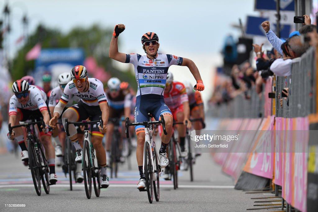 102nd Giro d'Italia 2019 - Stage 18 : News Photo