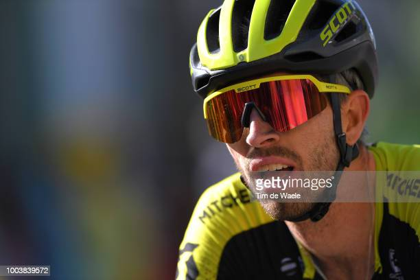 Arrival / Damien Howson of Australia and Team Mitchelton-Scott / during the 105th Tour de France 2018, Stage 15 a 181,5km stage from Millau to...