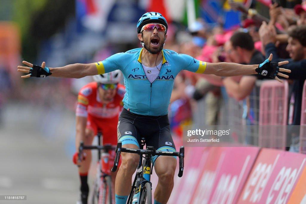 102nd Giro d'Italia 2019 - Stage 15 Ivrea - Como : News Photo