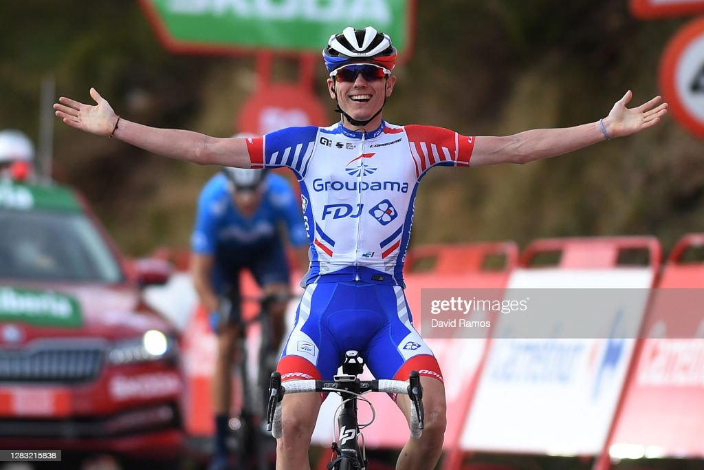 75th Tour of Spain 2020 - Stage Eleven : News Photo