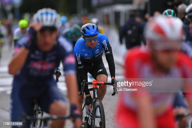 Arrival / Edvald Boasson Hagen of Norway and NTT Pro Cycling Team / during the 108th Scheldeprijs 2020 a 173,3km stage from Schoten to Schoten /...