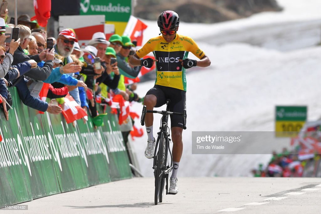 83rd Tour of Switzerland  - Stage 7 : ニュース写真