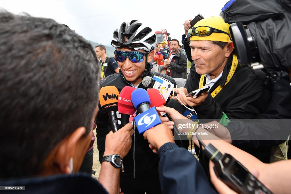 Cycling: 105th Tour de France 2018 / Stage 17 : News Photo