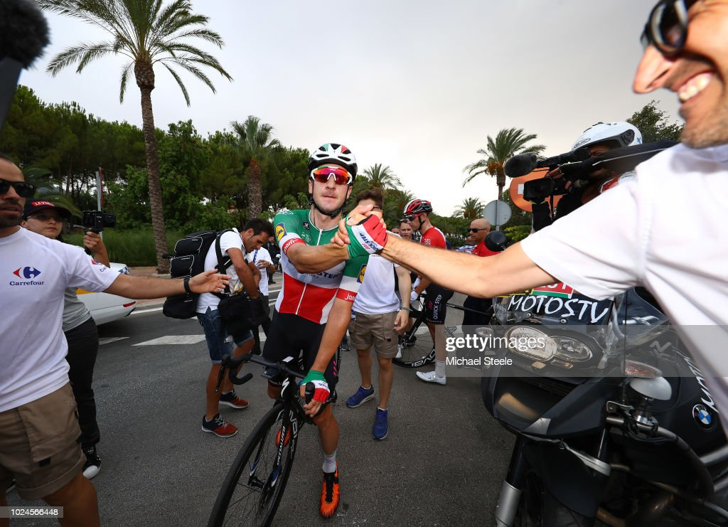 Cycling: 73rd Tour of Spain 2018 / Stage 3 : News Photo
